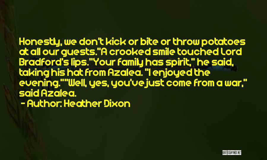 Heather Dixon Quotes 1272569