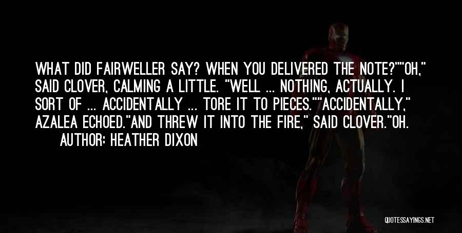 Heather Dixon Quotes 1529472
