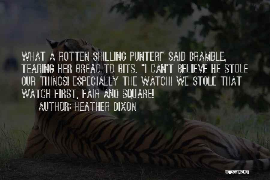 Heather Dixon Quotes 161326