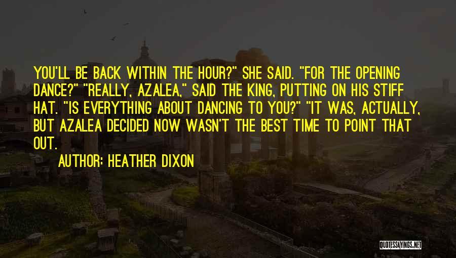 Heather Dixon Quotes 2197429