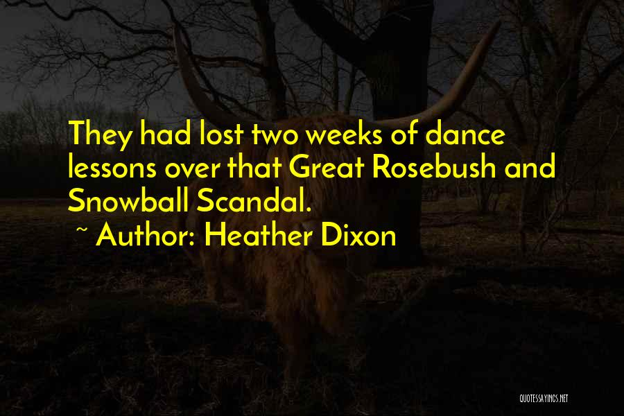 Heather Dixon Quotes 2246163