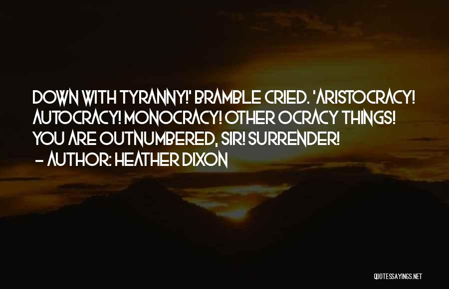 Heather Dixon Quotes 290310