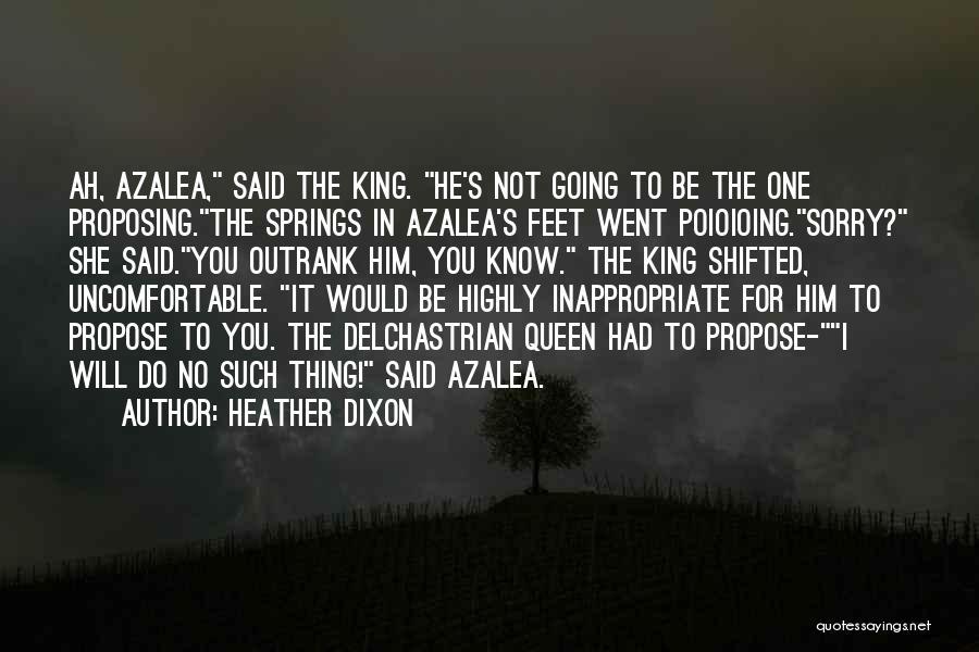 Heather Dixon Quotes 423238