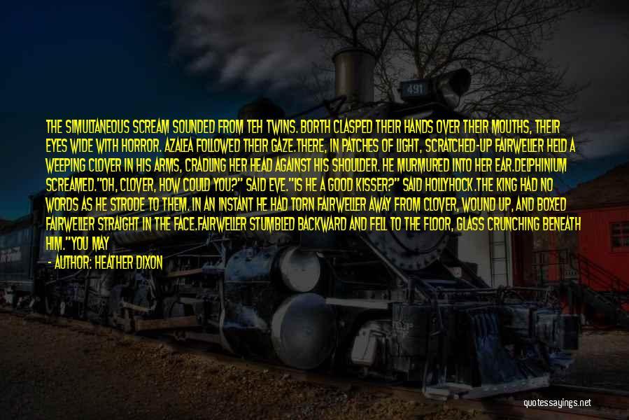 Heather Dixon Quotes 445107