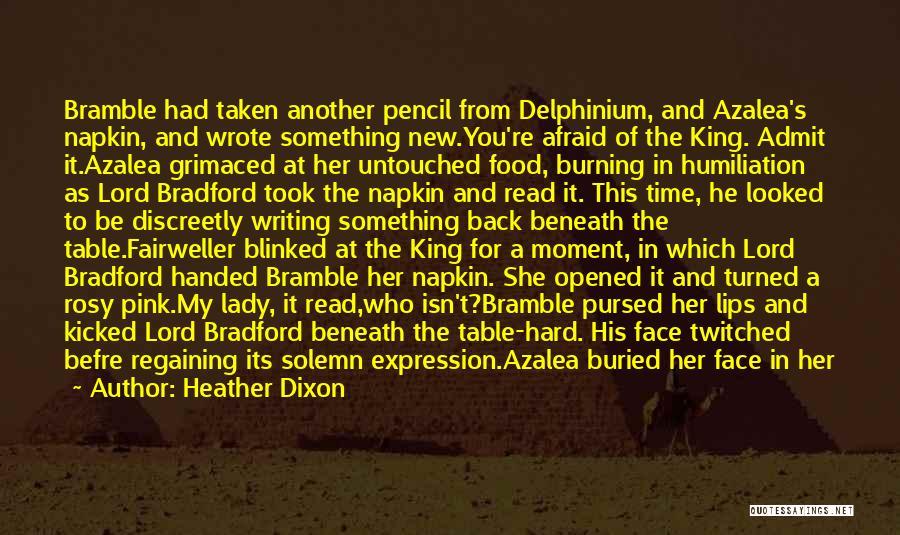 Heather Dixon Quotes 81189
