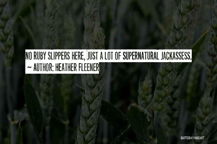 Heather Fleener Quotes 1145952