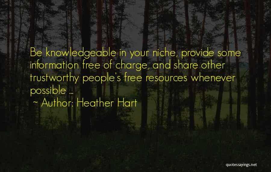 Heather Hart Quotes 145280