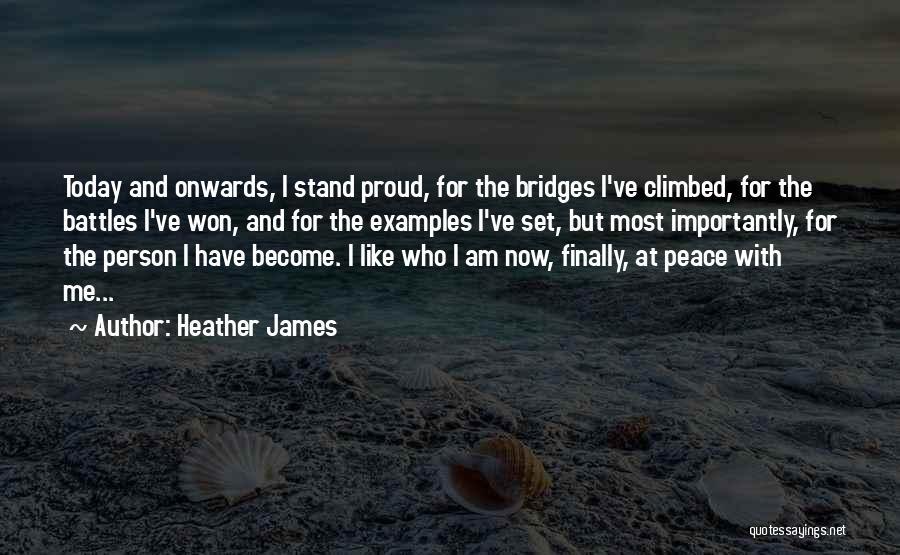 Heather James Quotes 1488067