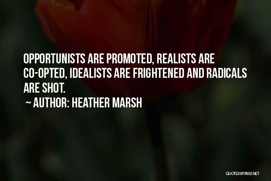 Heather Marsh Quotes 1256496