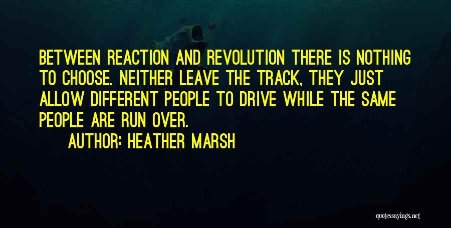 Heather Marsh Quotes 1397215