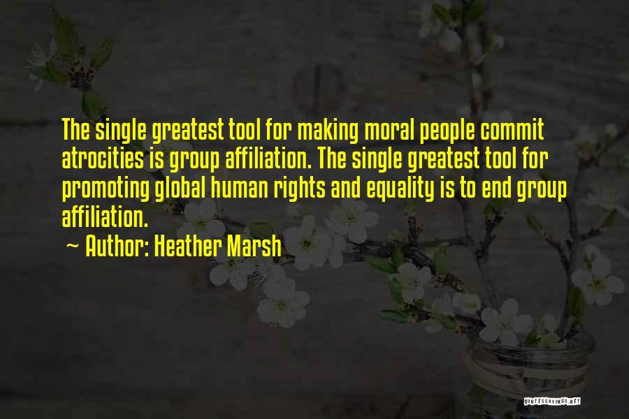 Heather Marsh Quotes 1788325