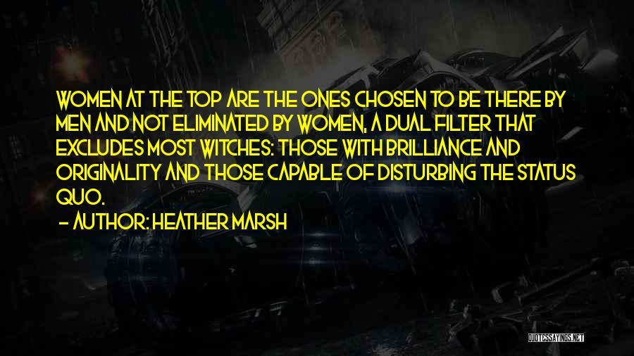 Heather Marsh Quotes 2269899