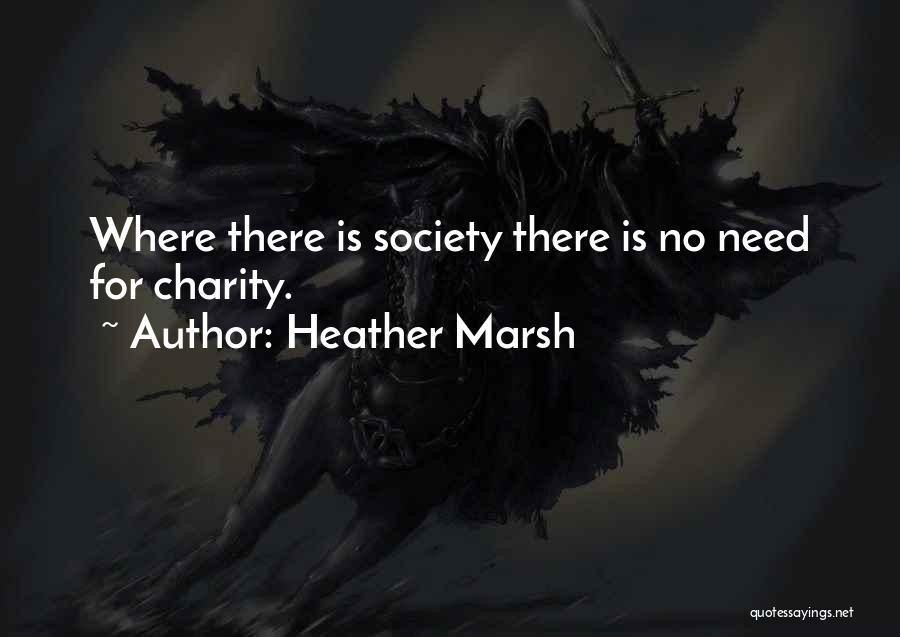 Heather Marsh Quotes 964122