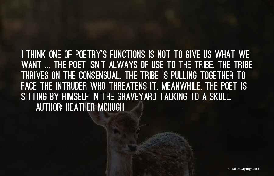 Heather McHugh Quotes 1815291