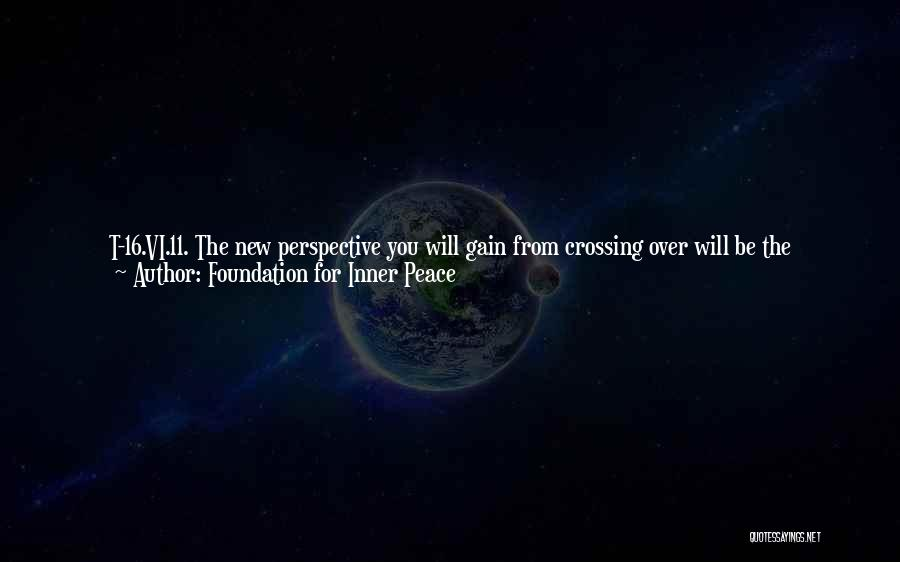 Heaven And Peace Quotes By Foundation For Inner Peace
