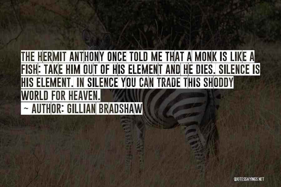 Heaven And Peace Quotes By Gillian Bradshaw