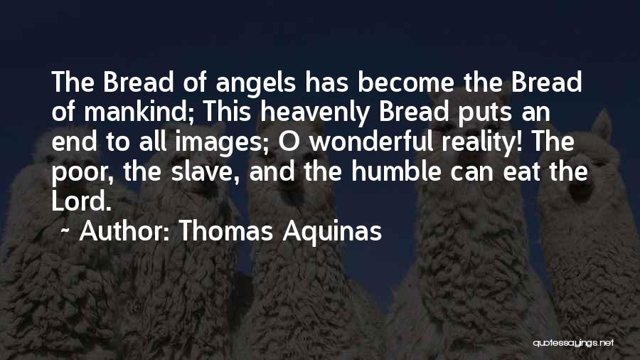 Heavenly Angels Quotes By Thomas Aquinas