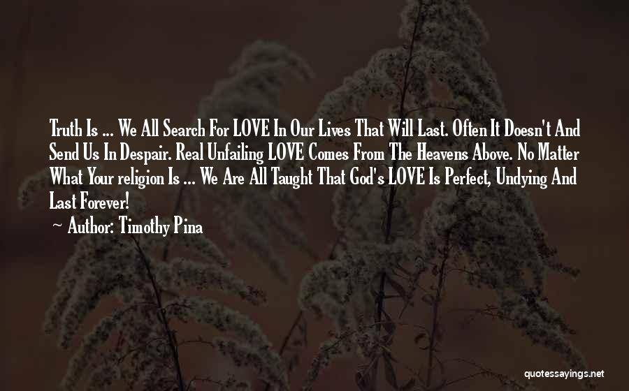 Heavens For Real Quotes By Timothy Pina