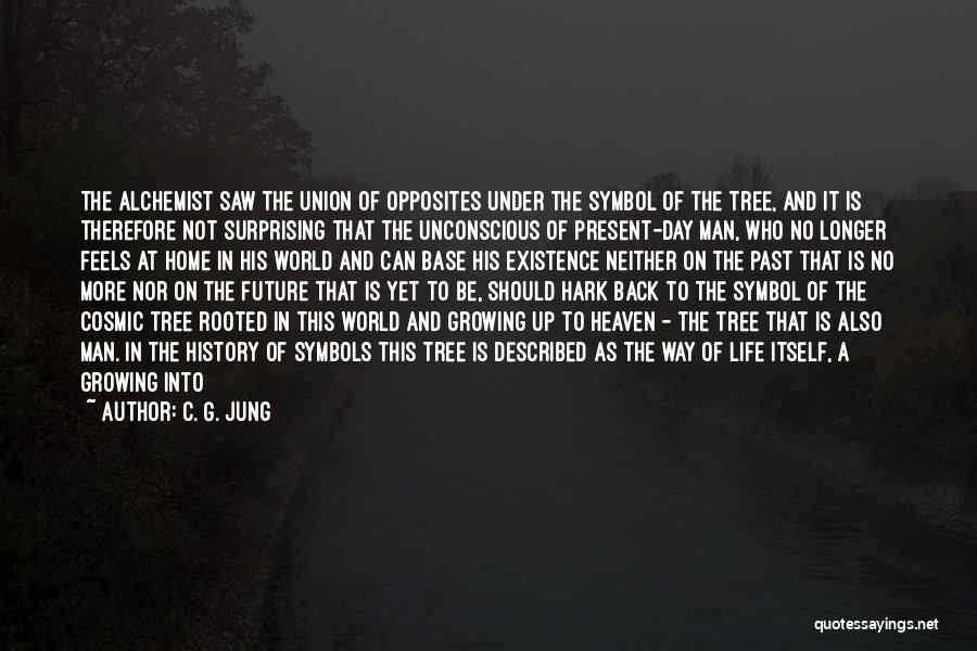 Heaven's Tree Quotes By C. G. Jung