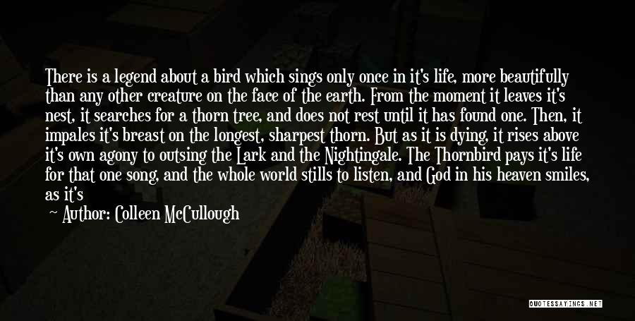 Heaven's Tree Quotes By Colleen McCullough