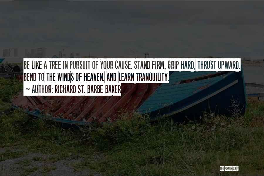 Heaven's Tree Quotes By Richard St. Barbe Baker