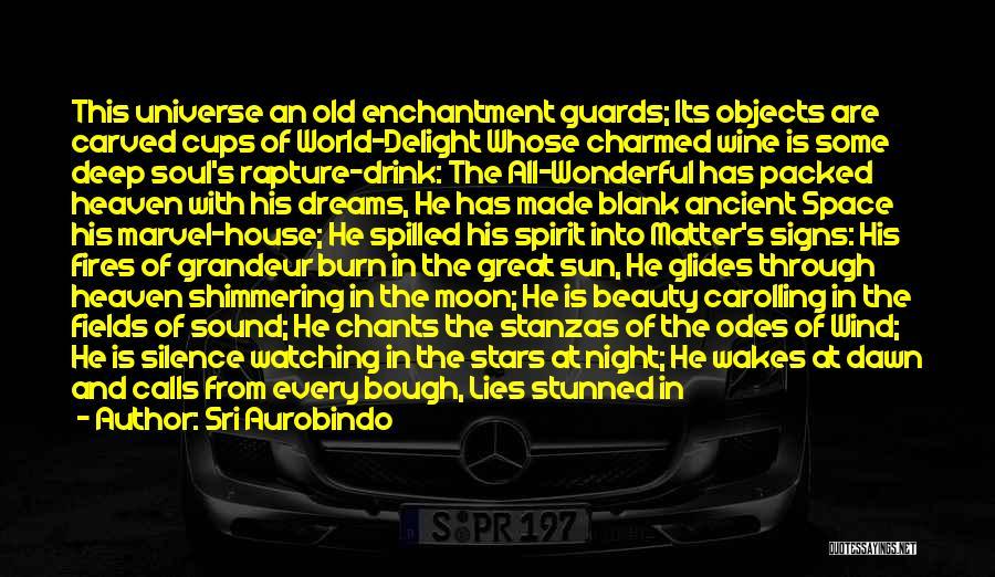 Heaven's Tree Quotes By Sri Aurobindo