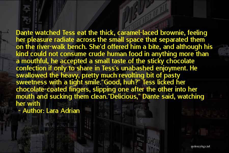 Heavy Head Quotes By Lara Adrian