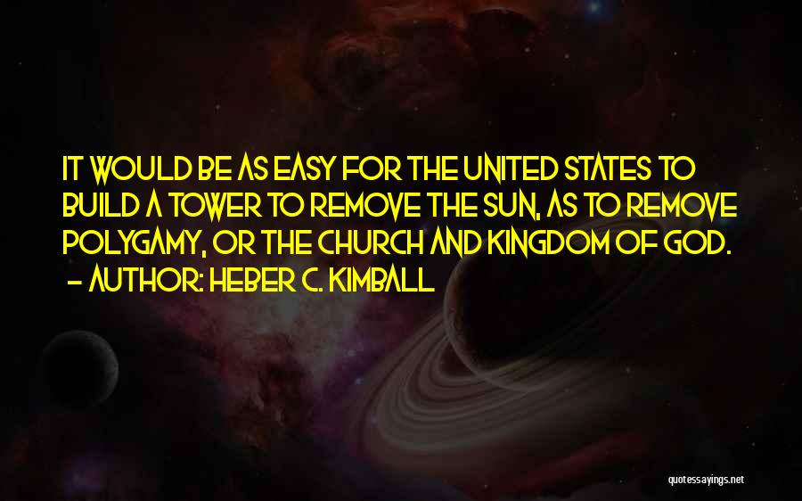 Heber C. Kimball Quotes 1877082