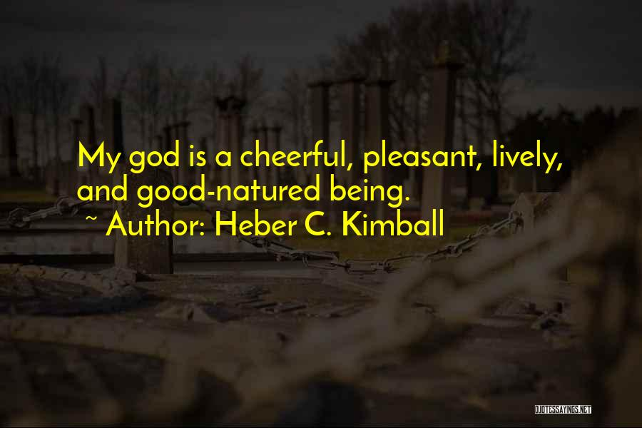Heber C. Kimball Quotes 2017048