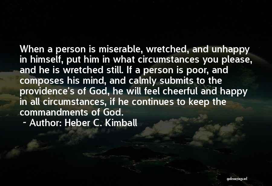 Heber C. Kimball Quotes 445823