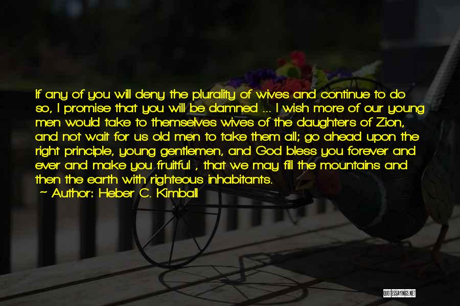 Heber C. Kimball Quotes 810806
