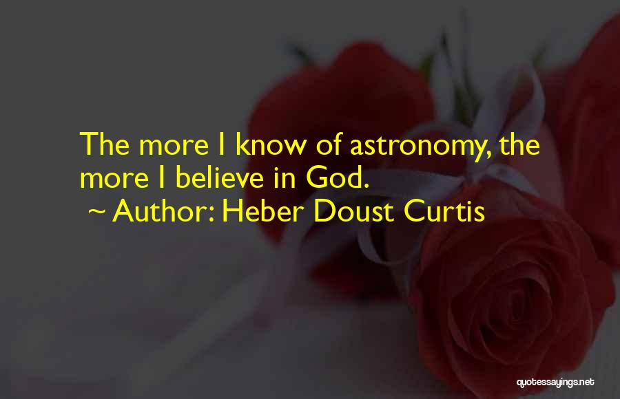 Heber Doust Curtis Quotes 1948521
