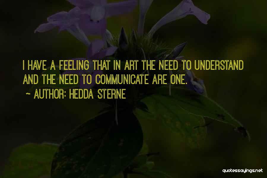 Hedda Sterne Quotes 363378