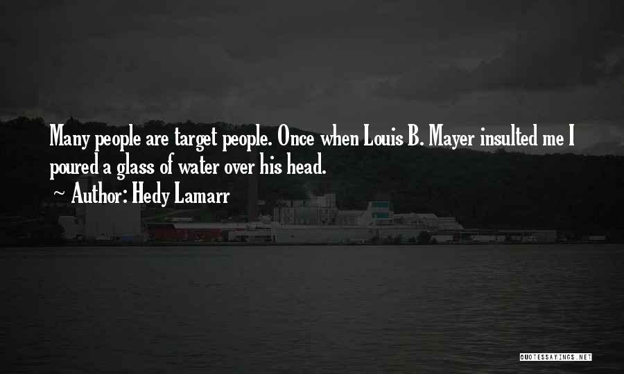 Hedy Lamarr Quotes 1333677