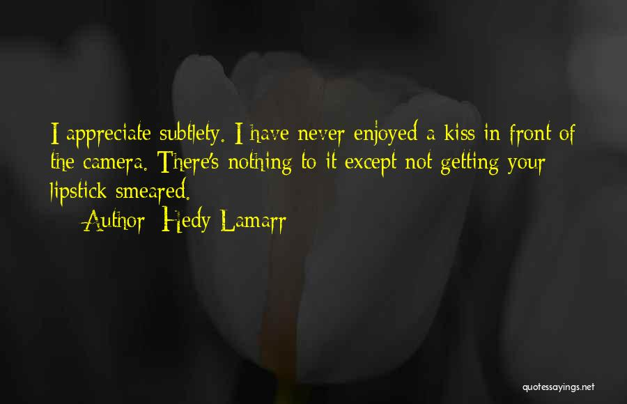 Hedy Lamarr Quotes 1573400