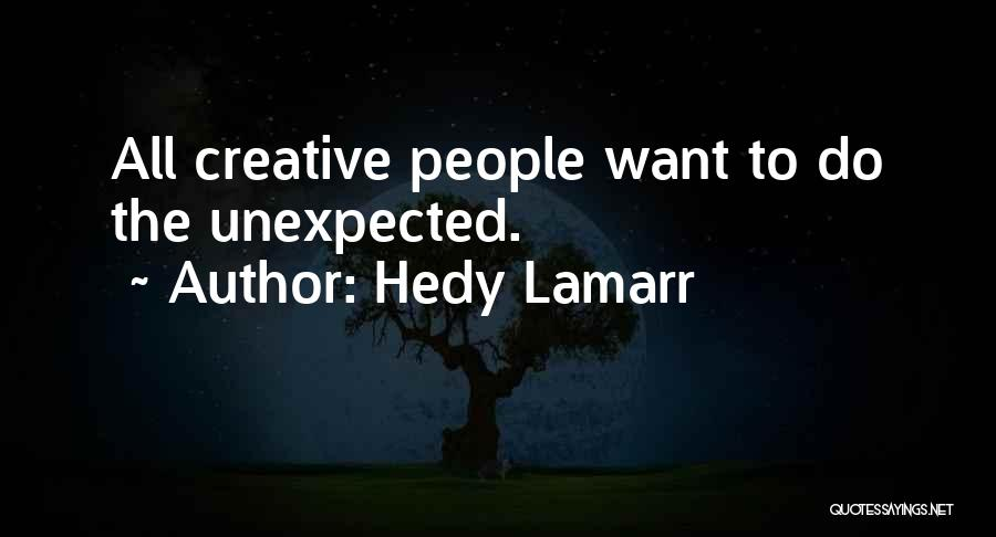 Hedy Lamarr Quotes 1789721