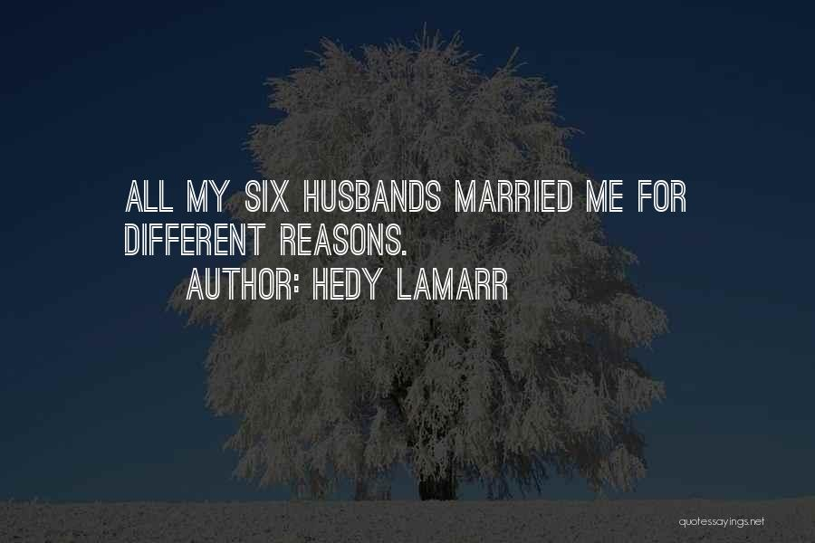 Hedy Lamarr Quotes 1845339