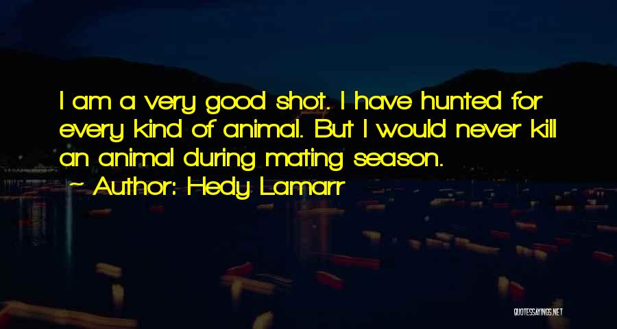 Hedy Lamarr Quotes 349156