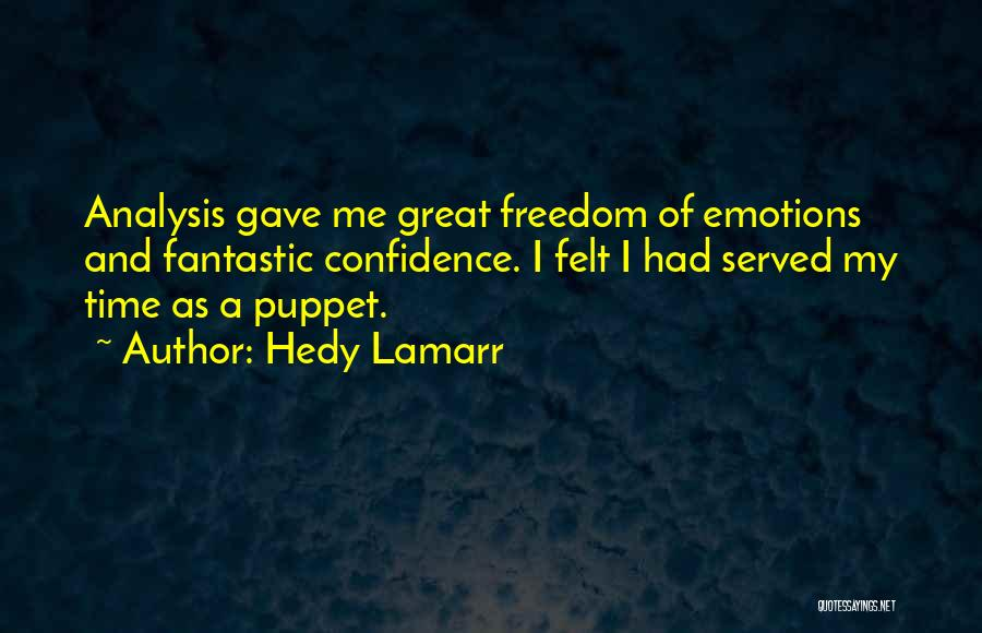 Hedy Lamarr Quotes 975728