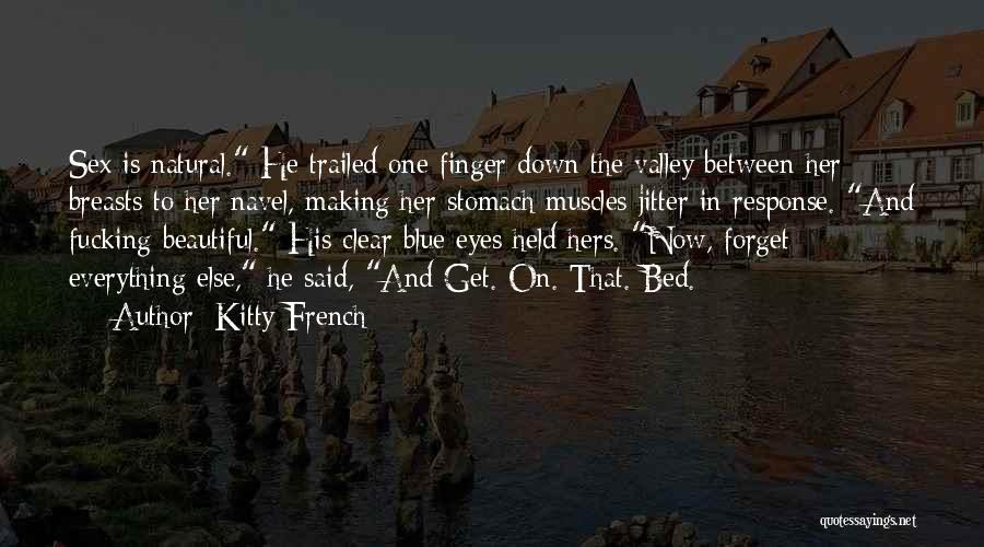Held Quotes By Kitty French