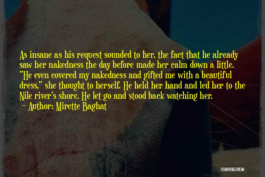 Held Quotes By Mirette Baghat