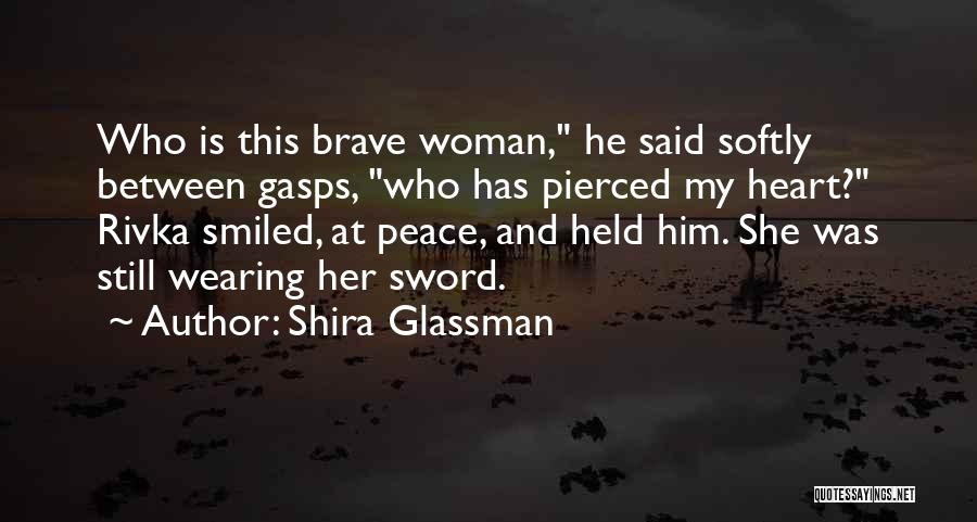 Held Quotes By Shira Glassman
