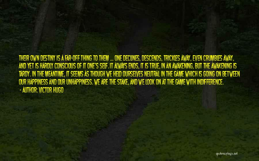 Held Quotes By Victor Hugo