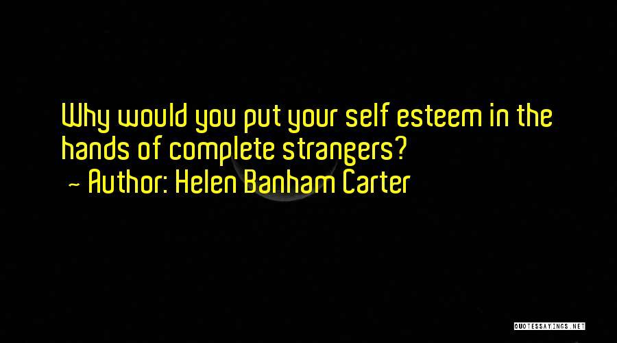 Helen Banham Carter Quotes 310625
