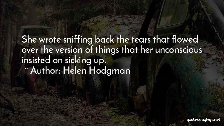 Helen Hodgman Quotes 155444