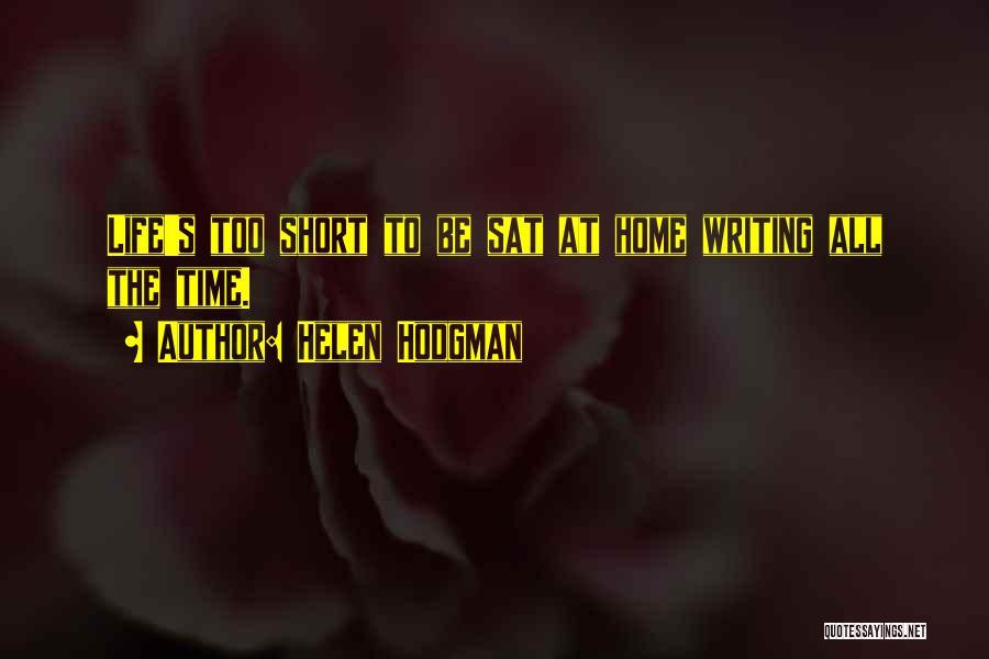 Helen Hodgman Quotes 93991