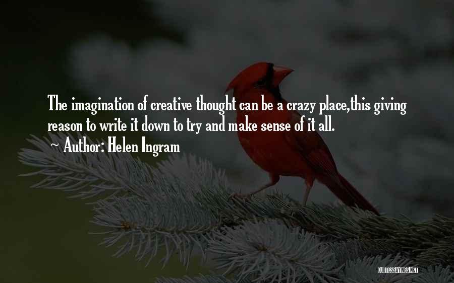 Helen Ingram Quotes 743644