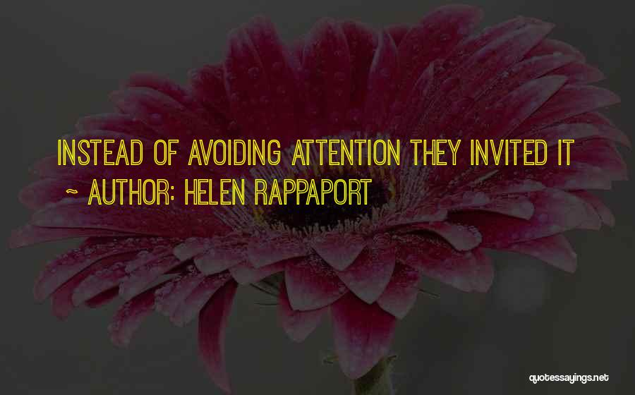 Helen Rappaport Quotes 1923371