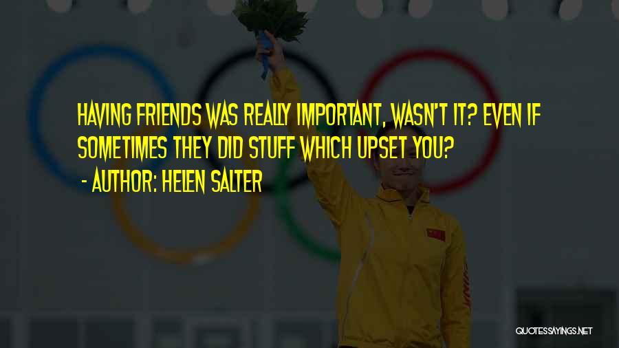 Helen Salter Quotes 187626