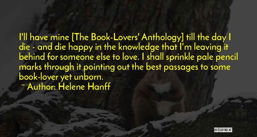 Helene Hanff Quotes 1021319